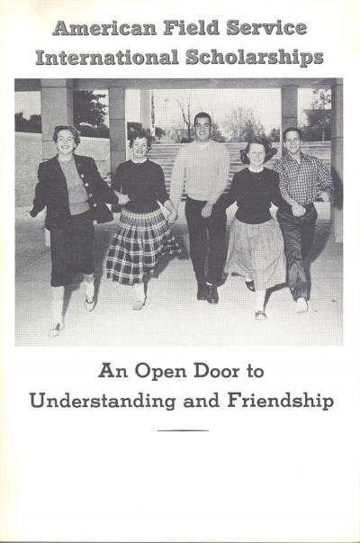 An Open Door to Understanding and Friendship