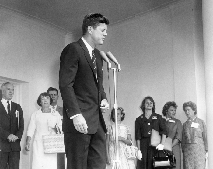 Kennedy Speech July 13, 1961