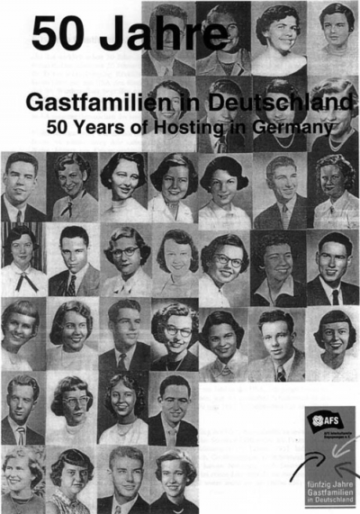 50 Years of Hosting in Germany