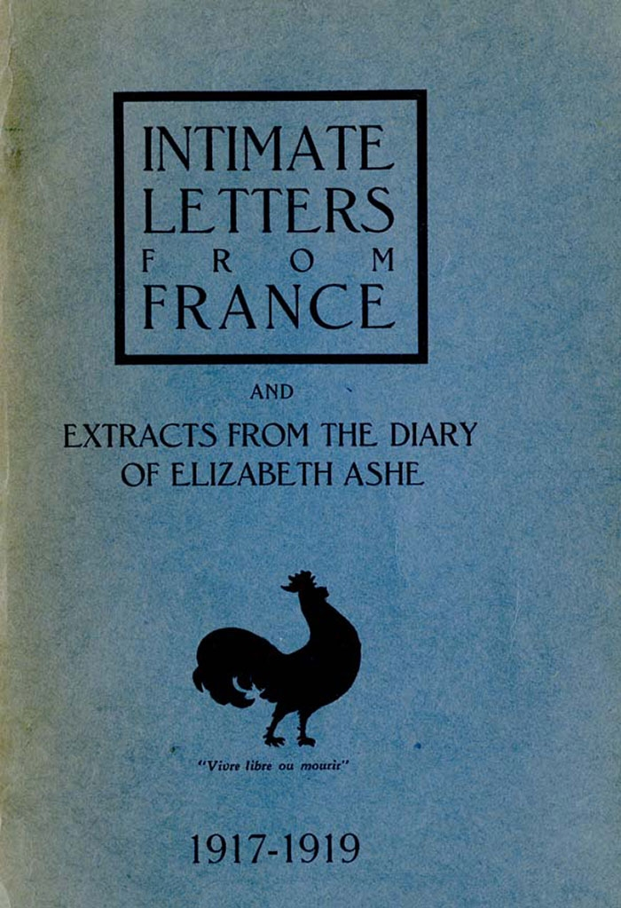 Victor Chapman's Letters from France